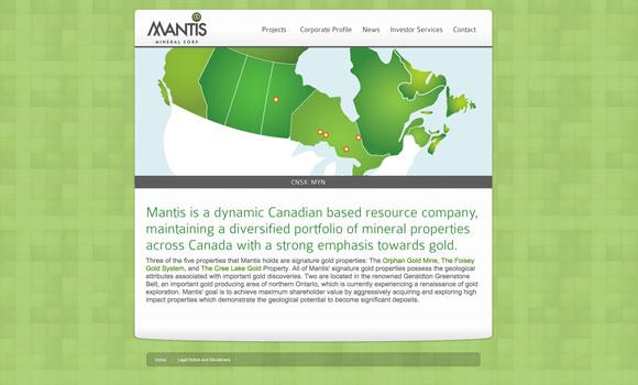 Mantis Mineral Corp.