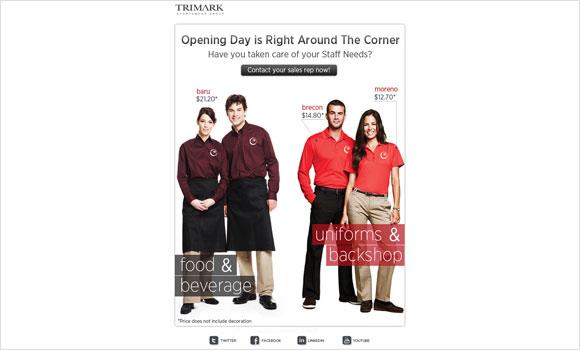 Staffwear eBlast