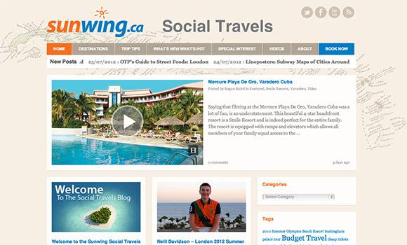 Social Travels